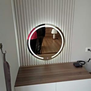 Gương đèn led trang điểm