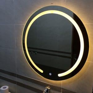 Gương đèn led cảm ứng đẹp