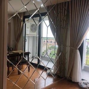 Gương Trang Trí Phòng Khách Decohouse